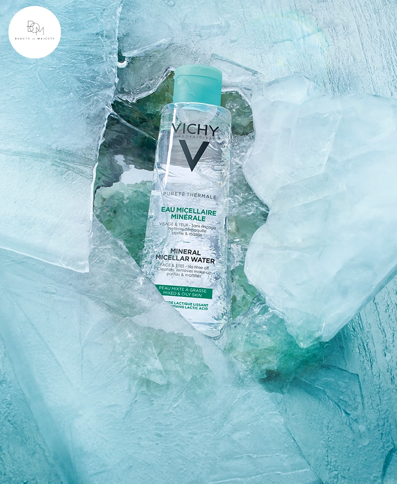 Tẩy trang Vichy Pureté Thermale Mineral Micellar Water
