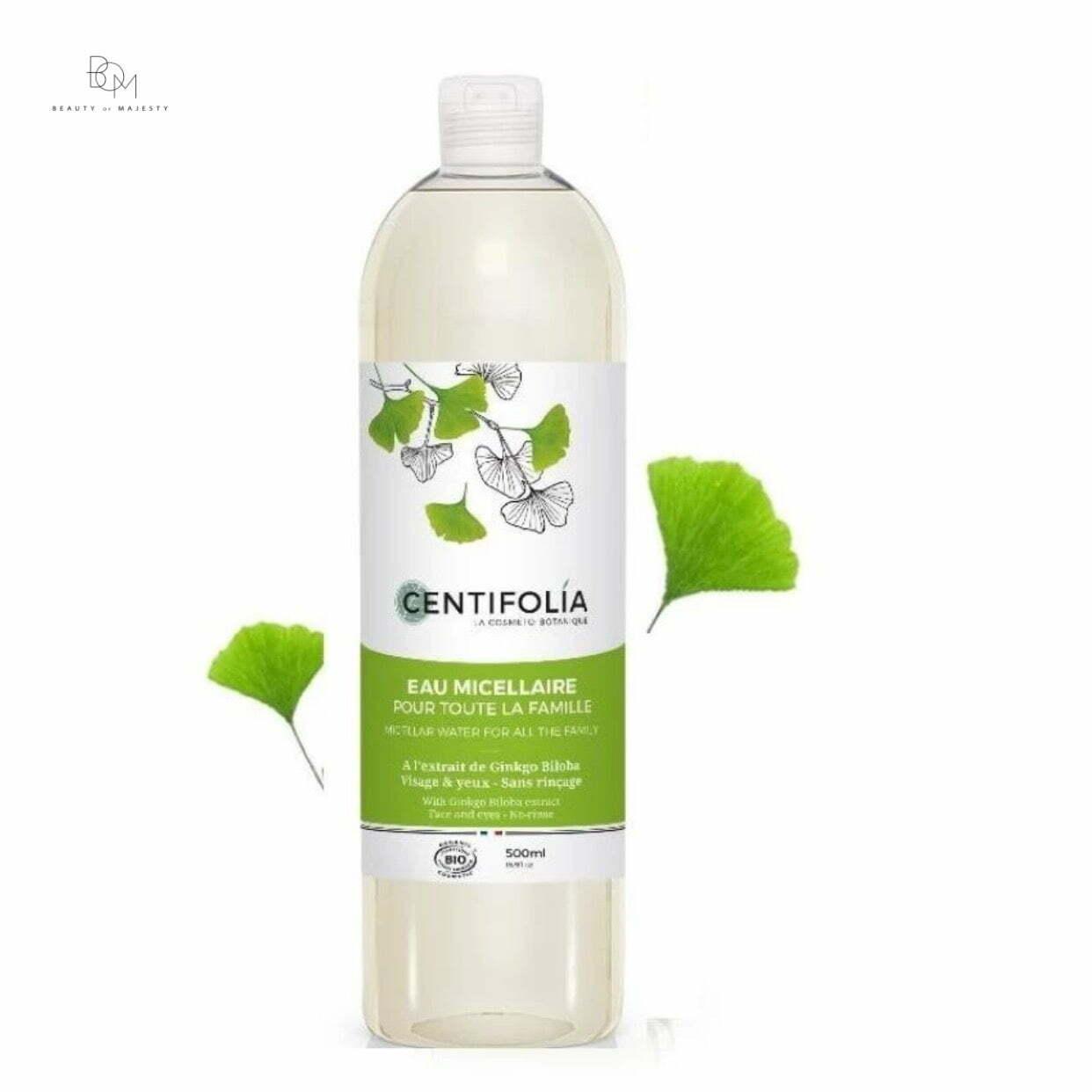 Nước tẩy trang Centifolia