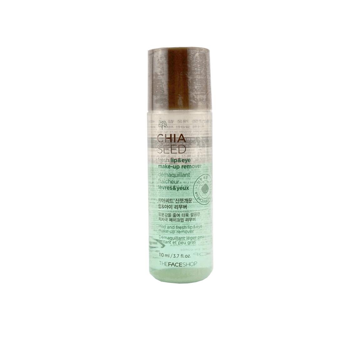 Nước tẩy trang không cồn của The Face Shop đặc biệt không chứa thành phần gây hại cho làn da
