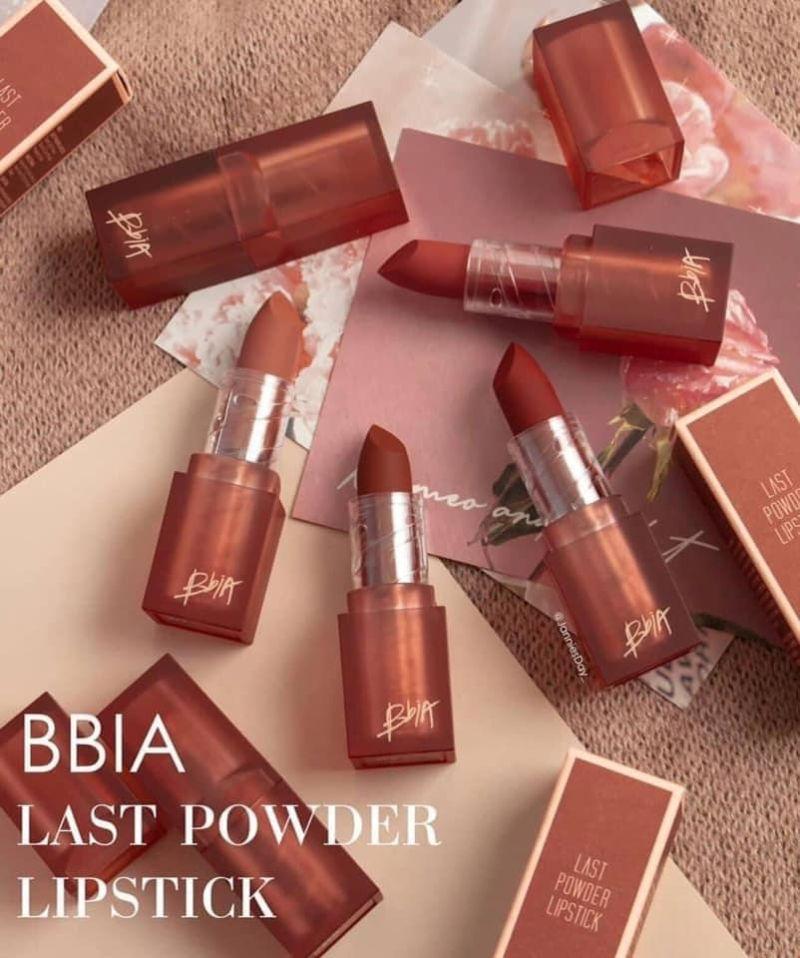 Bbia 05 là siêu phẩm mang lại cái nhìn hoàn toàn mới mẻ cho các sản phẩm son thỏi của lipstick brand Bbia